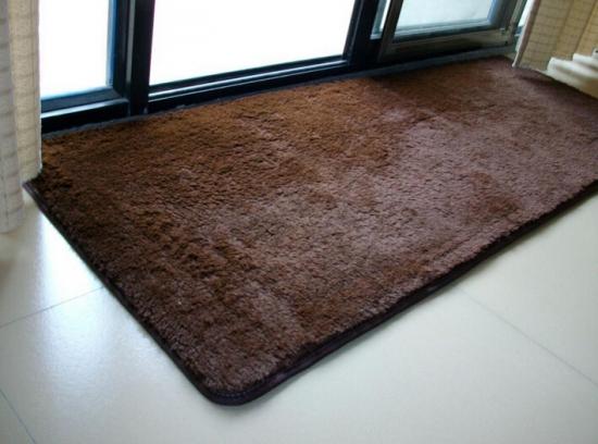 毛地毯怎么清洗呢