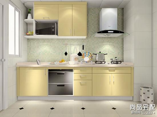 小面积厨房要怎么装修【分享】