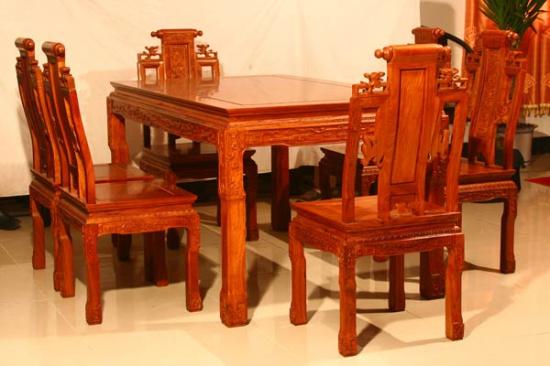 大红酸枝餐桌保养 基本常识