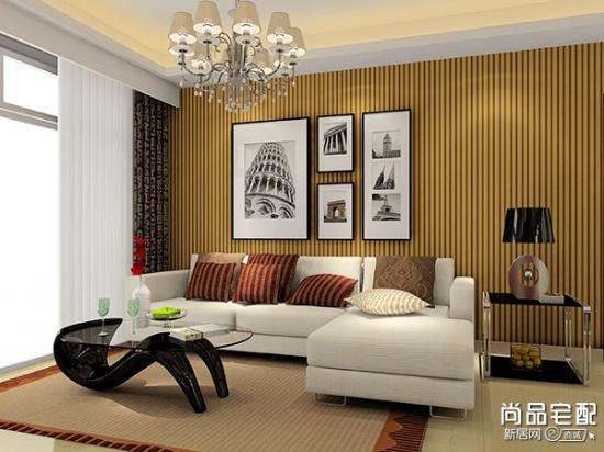 室内客厅应挂什么装饰画