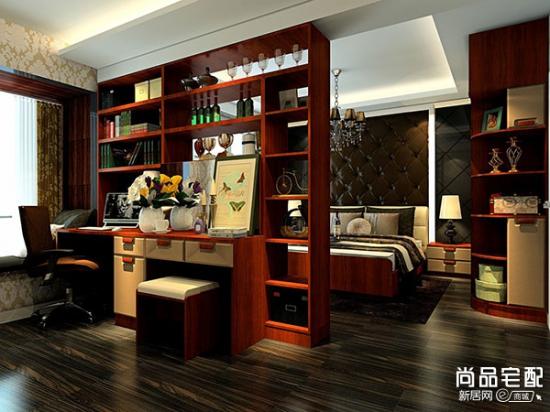 中式卧室书房 隔音材料选择