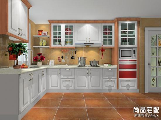 厨房地板清洁方法