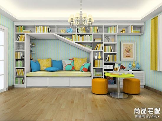 韩式书房装修 强势来袭!