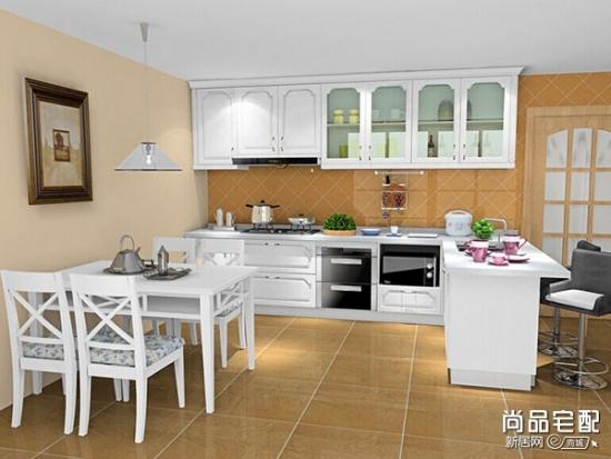 开放式厨房的优点 实用!