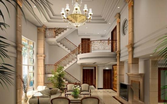 楼梯栏杆扶手