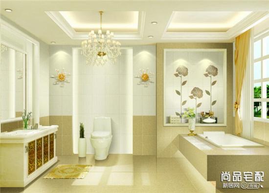 简欧卫生间装修的特点是什么