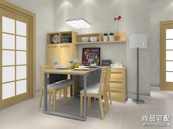 小户型餐厅和客厅一体如何装修图片