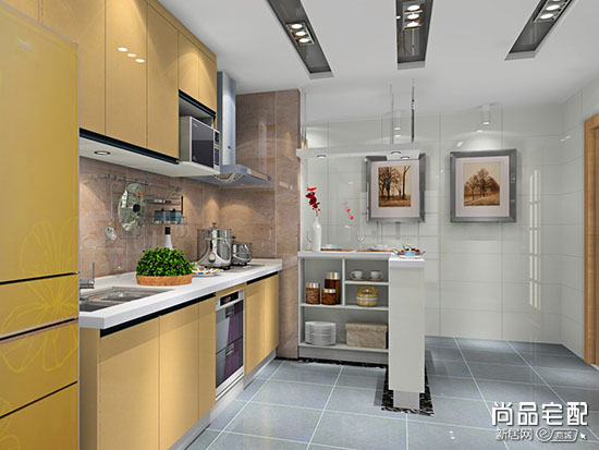 厨房集成吊顶有哪几种款式