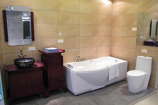 卫生间淋浴房尺寸  卫生间装修效果图