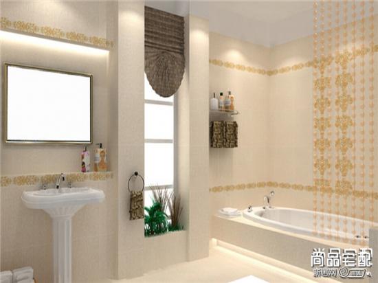 最新最全卫生间瓷砖图片装修效果图