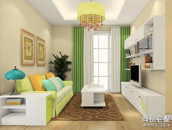 客厅水晶吊灯能用节能灯吗