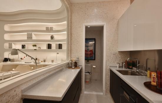 厨房卫生间瓷砖选择技巧