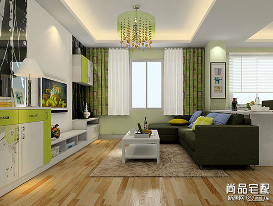 客厅吊顶效果图 家装客厅吊顶效果图