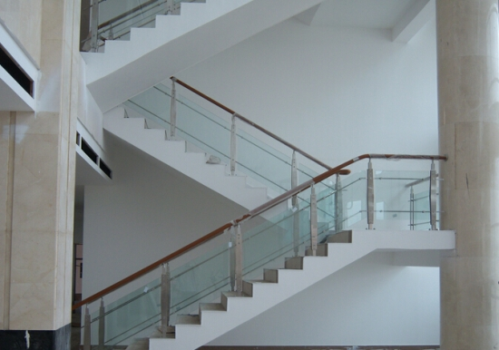 2015玻璃樓梯扶手價格表
