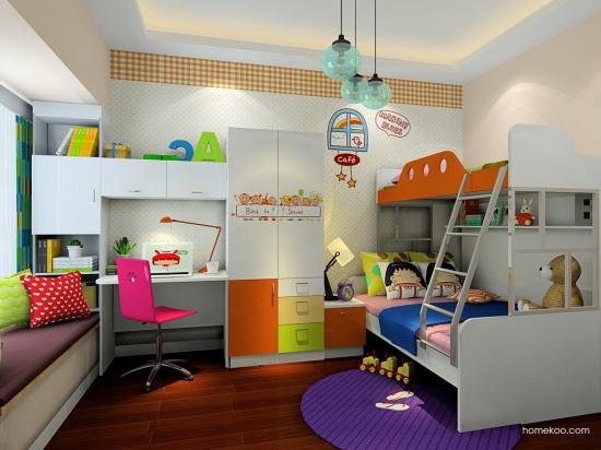 童床图片 儿童床款式图片