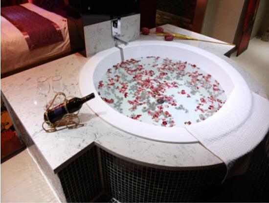 木桶浴缸高度