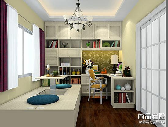 白色简欧家具
