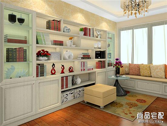 白色欧式书柜怎么样 白色欧式书柜品牌