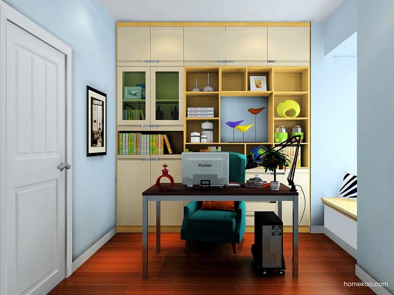 哪里能定做书柜