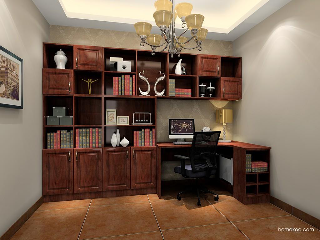 书房书柜款式