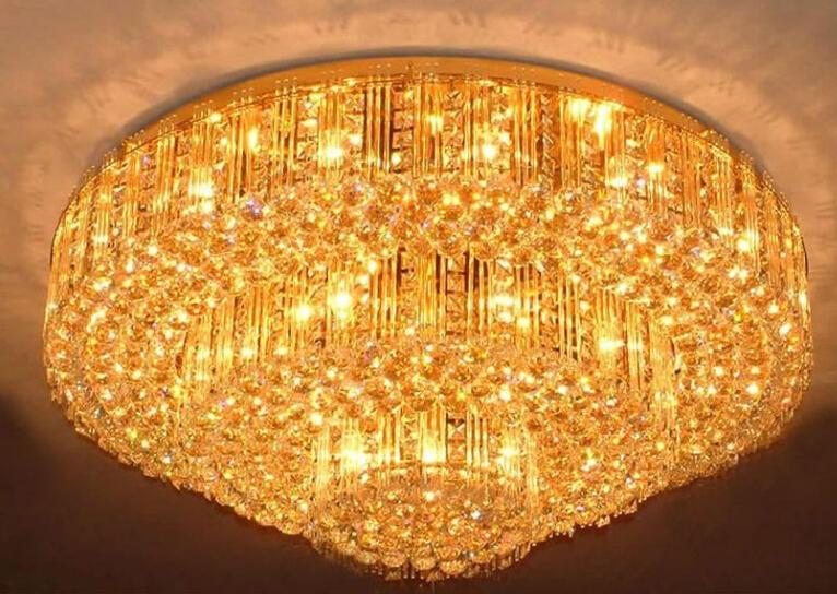 水晶吸顶灯十大品牌 水晶吸顶灯品牌