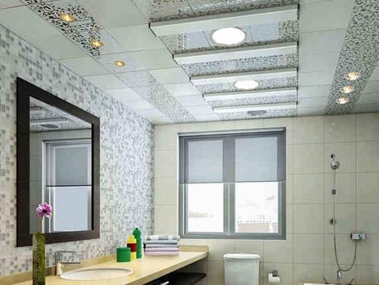 卫生间pvc吊顶 卫生间吊顶十大品牌排名