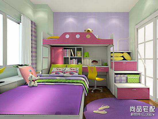 高低床装修效果图