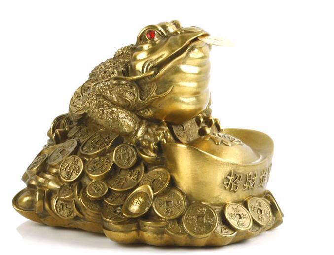 招财金蟾什么材质的好 金蟾哪种材质风水好