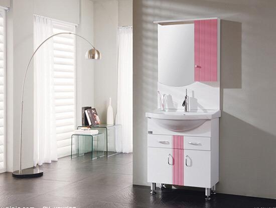 科勒浴室柜组合图片赏析