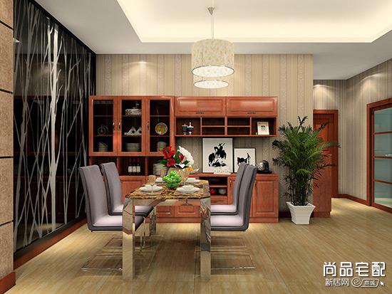 新中式餐厅吊灯怎么样 中式吊灯什么材质好
