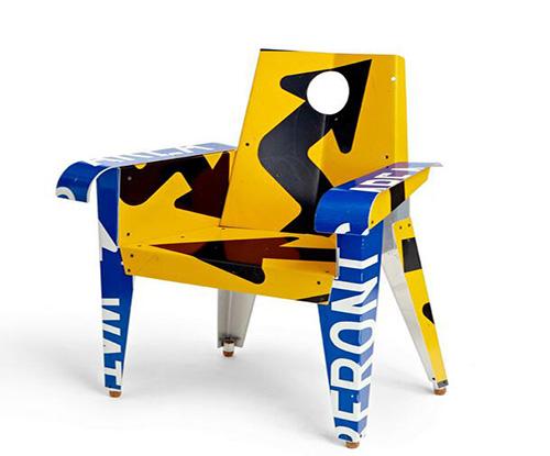 今天我们就以椅子为例,说一说 创意家具椅子有什么样稀奇古怪的设计图片