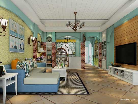 客厅沙发图片大全 沙发装修效果图欣赏