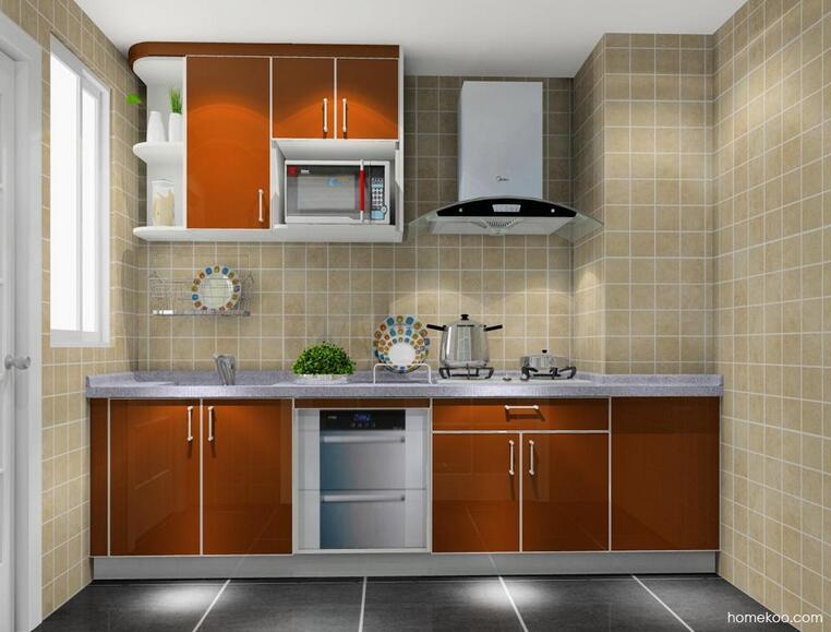 整体橱柜图片 厨房装修效果图图片