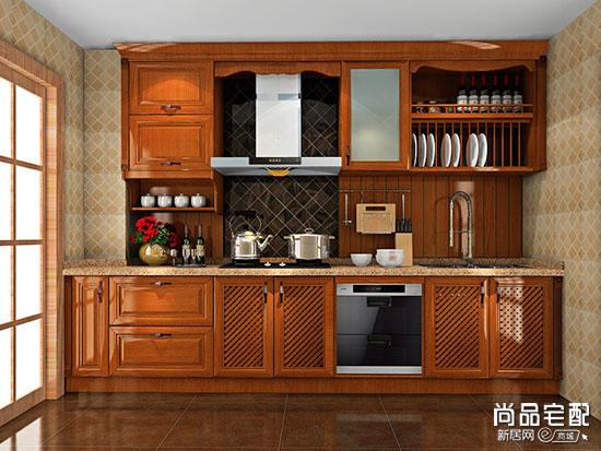 上海实木橱柜定制