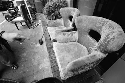 旧家具回收