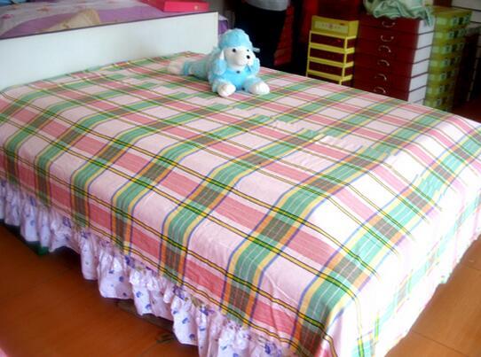 老粗布床单怎么样