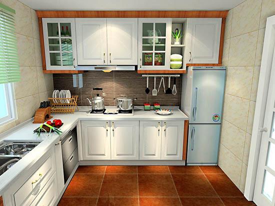厨房设计图片大全_农村厨房灶台设计图