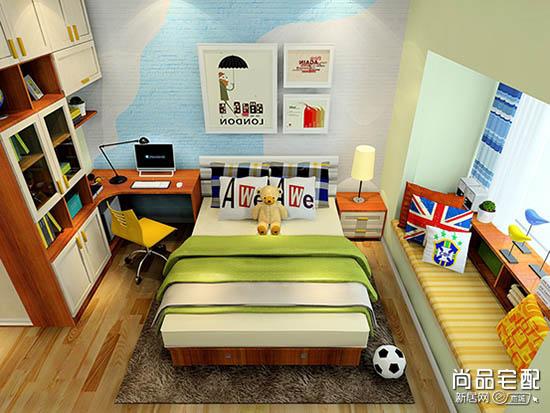 儿童卧室设计图
