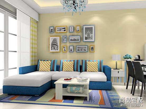 客厅红木沙发效果图