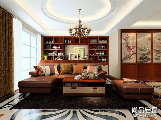 中式沙发价格图片