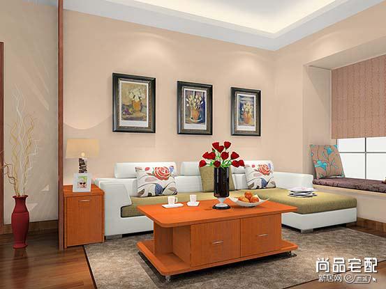 客厅沙发背景墙效果图