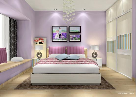 卧室衣柜梳妆台效果图 衣柜装修效果图