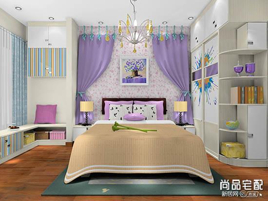 卧室的颜色的搭配