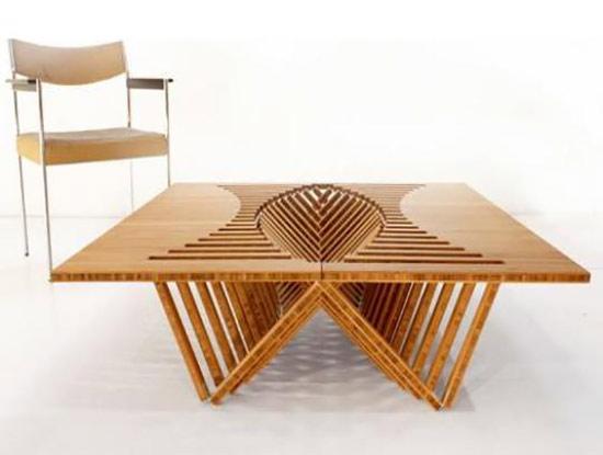 多功能折叠餐桌图片 折叠餐桌图片大全