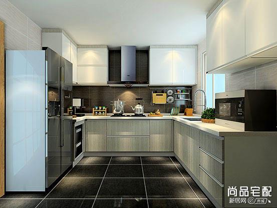 厨房装修设计图