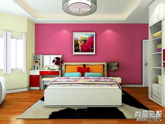 情侣卧室颜色