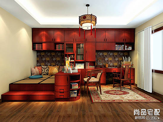 书房卧室设计