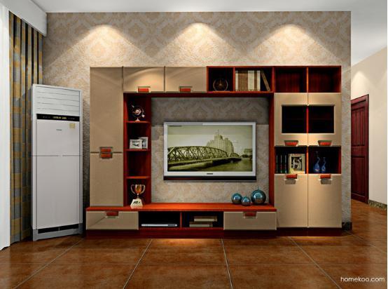墙 客厅简欧电视背景墙效果图2016    都市人喜欢时尚的格调,喜欢欧式