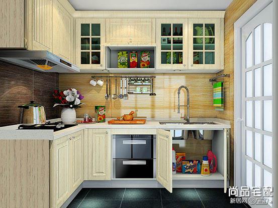 厨房装修风水灶方向