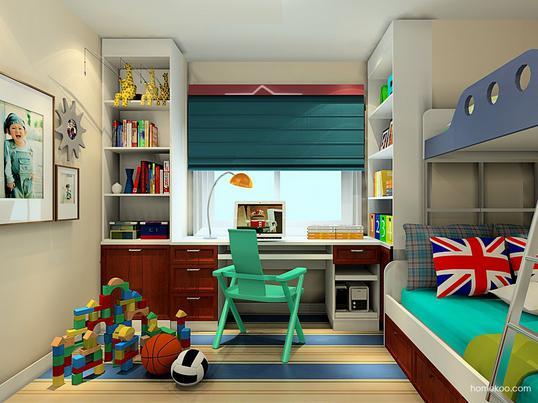 儿童书柜图片大全2016 儿童书柜效果图大全图片